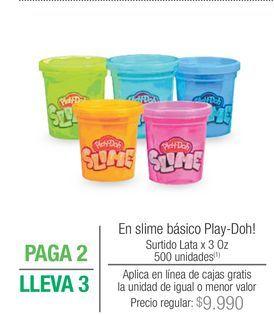 Oferta de Juguetes Play-Doh por