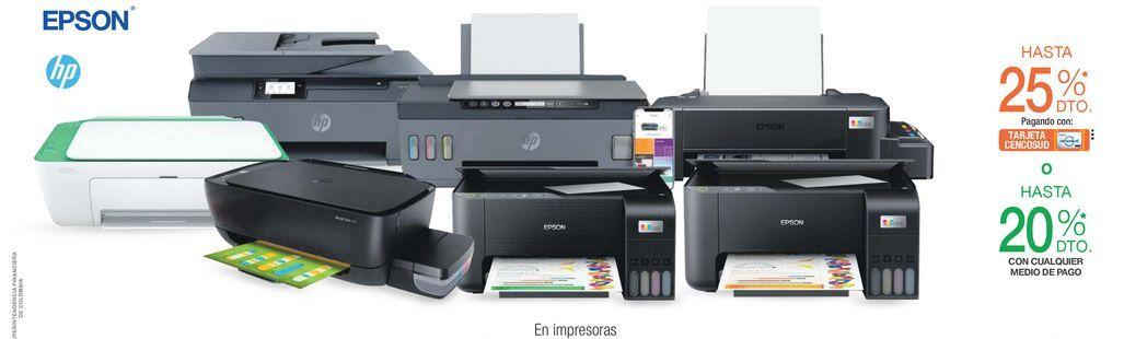 Oferta de Impresora multifuncional Epson por