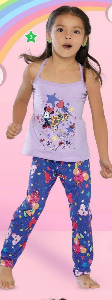 Oferta de Pijama niña Minnie Mouse por $59990
