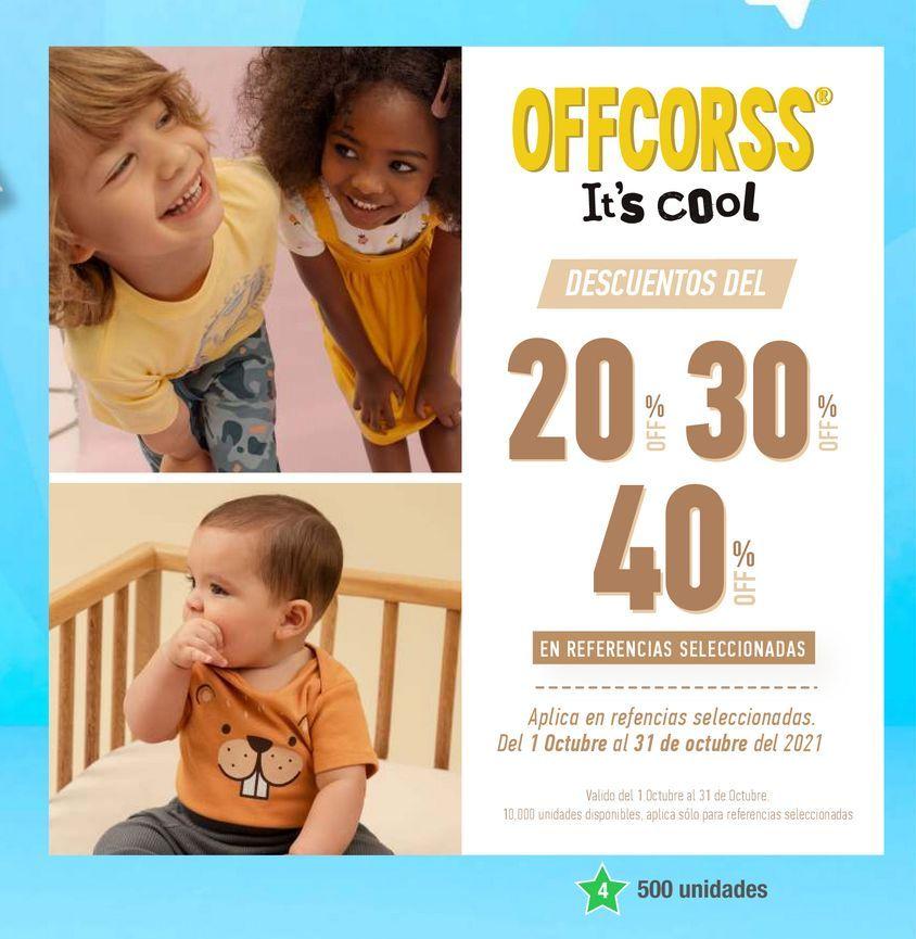 Oferta de Ropa infantil por