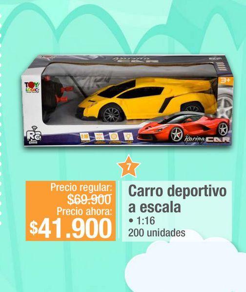 Oferta de Carro deportivo a escala por $41900