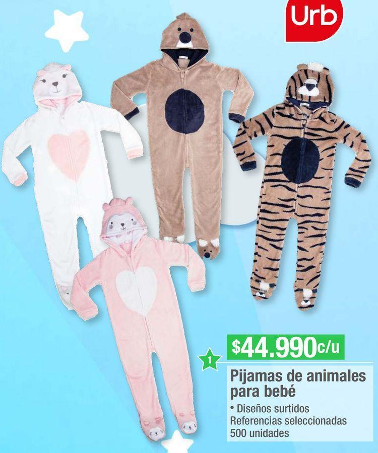 Oferta de Pijama bebé Urb por $44990