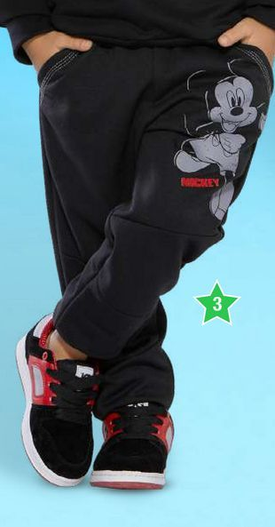 Oferta de Pantalones niño Mickey Mouse por $44990