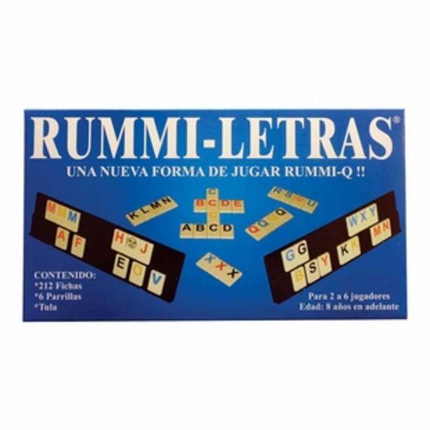 Oferta de Juego de Mesa Rummi-Letras por $62930