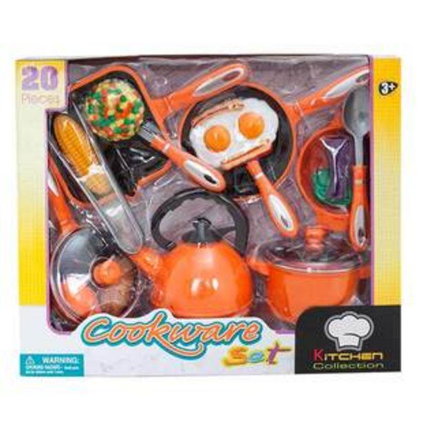 Oferta de Set de Ollas de juguete 20 Piezas por $48930