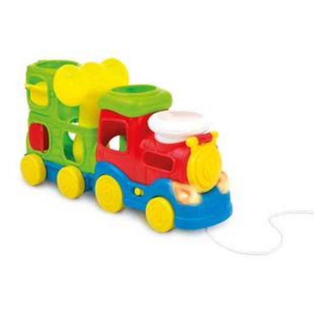 Oferta de Tren didáctico de colores WINFUN por $69930