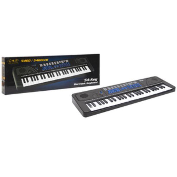 Oferta de Piano Electrónico para Niños 54 Teclas LP por $139930