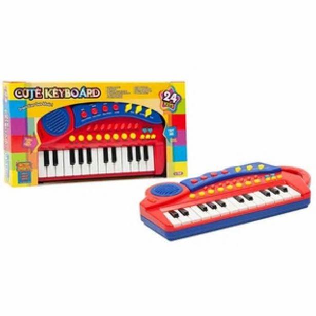 Oferta de Piano Electronico 24 Teclas LP por $69930