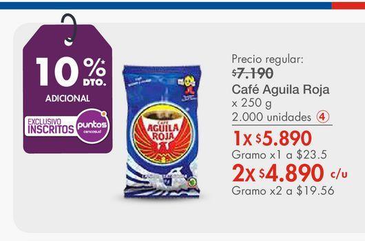 Oferta de Café Aguila Roja por $5890
