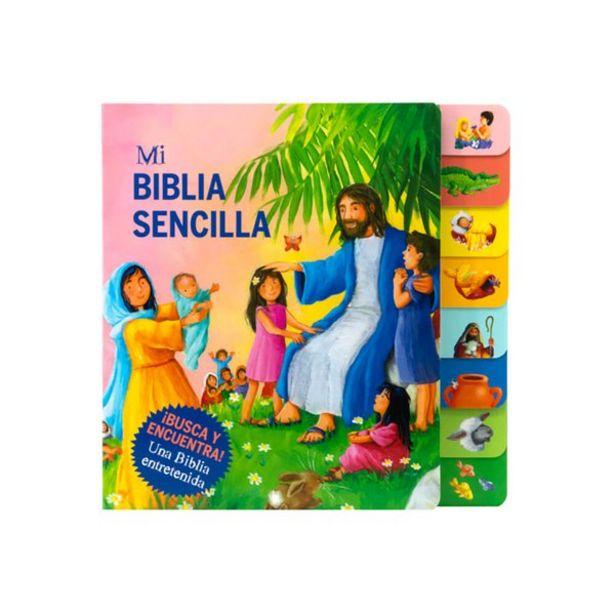 Oferta de BIBLIA INFANTIL SENCILLA por $31000