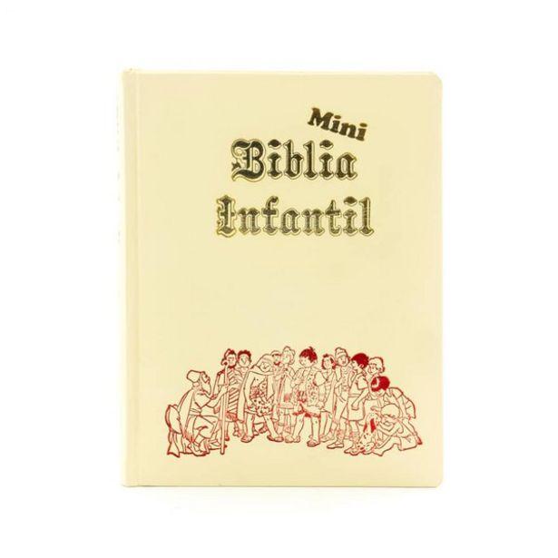 Oferta de MINI BIBLIA INFANTIL MOD 3 PBEIGE por $57000