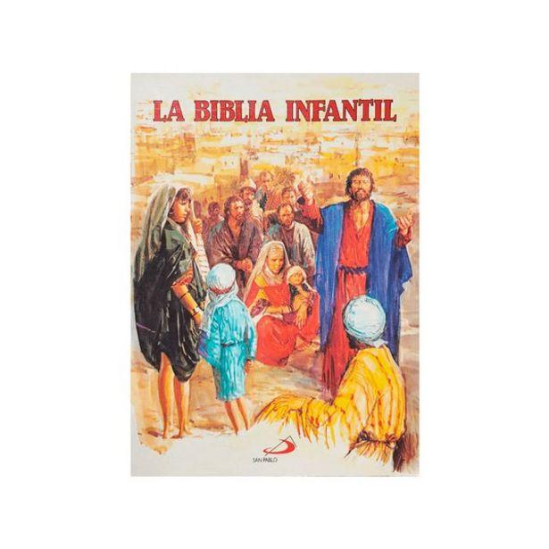 Oferta de BIBLIA INFANTIL por $26100