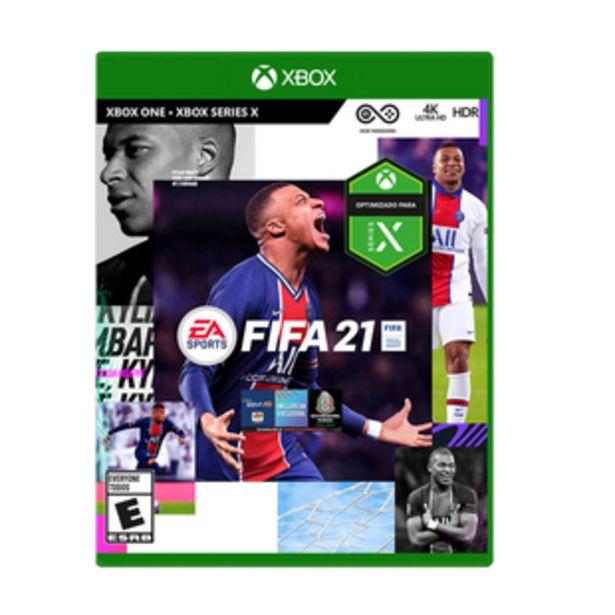 Oferta de Juego XBOX ONE Fifa 2021 por $153900