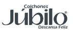Logo Colchones Júbilo