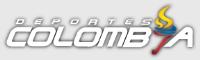 Logo Deportes Colombia