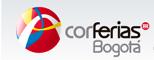 Logo Corferias