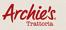 Catálogos de Archie's Pizza