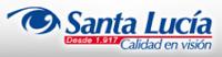 Logo Óptica Santa Lucía