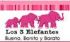 Logo Los Tres Elefantes