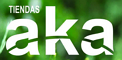 Logo Tiendas Aka