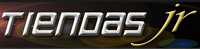 Logo Tiendas JR