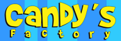 Logo Candy's Factory